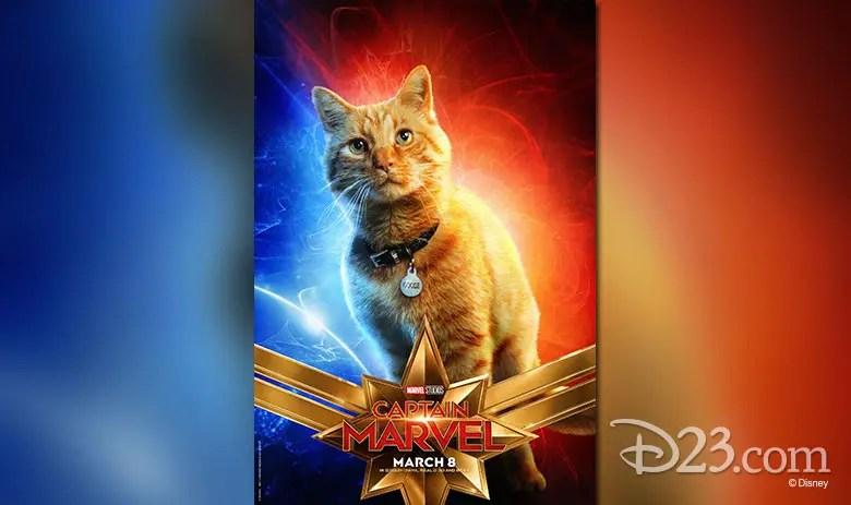 Meet Goose – Captain Marvel's Feline Sidekick