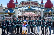 Anaheim Ducks Day Celebration At Disney California Adventure Park