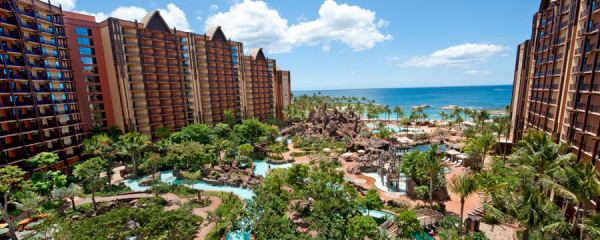 New Offer for Stays at the Aulani Resort This Winter