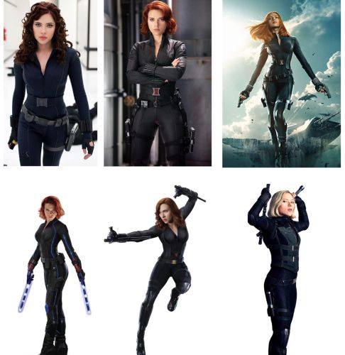 Insight on the Costume Evolution of the Marvel Cinematic Universe 6