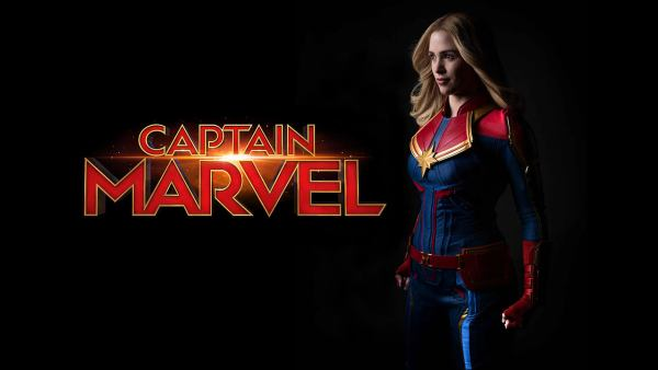 Captain Marvel Meet and Greet Coming to Disney Parks For a Limited Time