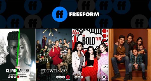 """""""Freeform Youth Movement"""" Panel Shows Commitment to Young Adult Programming"""