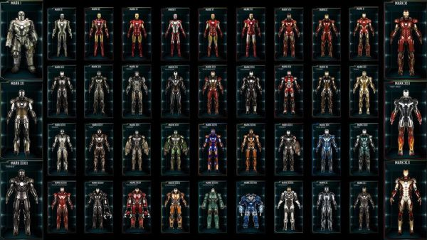Insight on the Costume Evolution of the Marvel Cinematic Universe 3