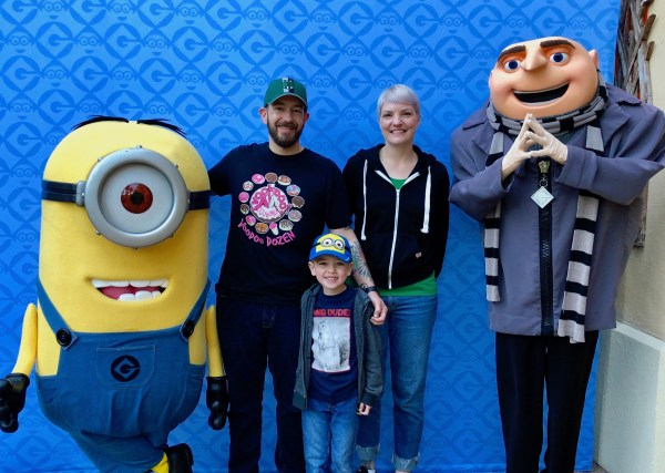 An Inside Look at the Despicable Me Character Breakfast at Universal Orlando 2