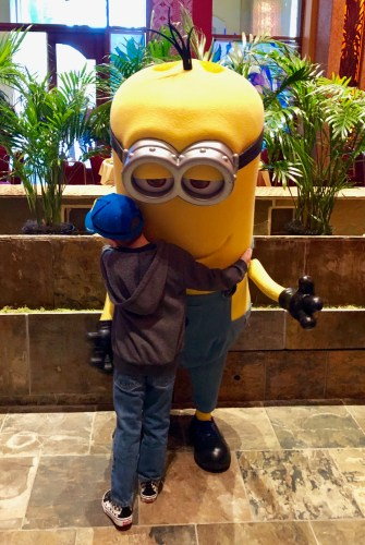 An Inside Look at the Despicable Me Character Breakfast at Universal Orlando 7