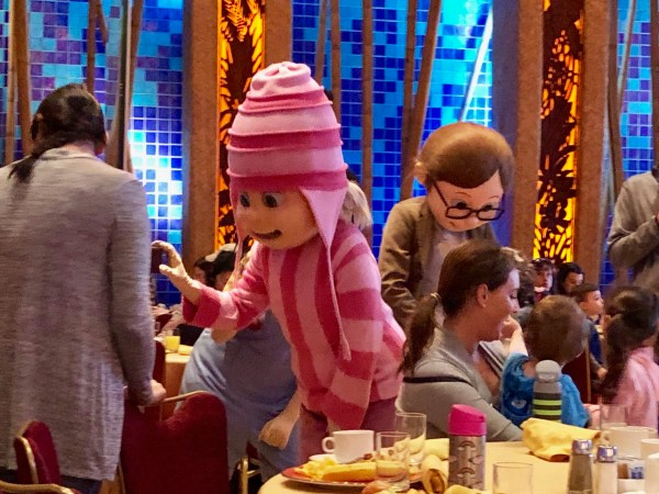 An Inside Look at the Despicable Me Character Breakfast at Universal Orlando 6