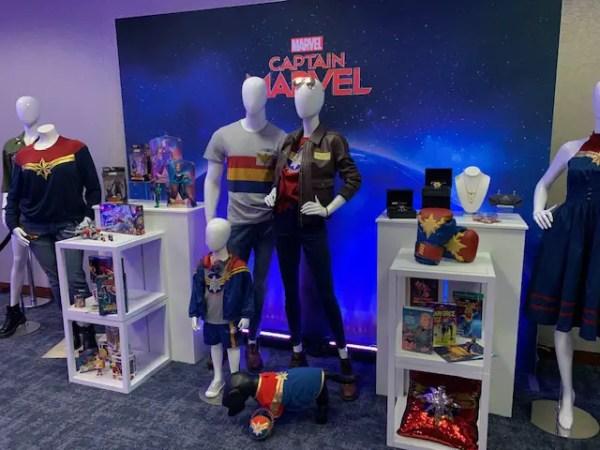 Captain Marvel Global Press Conference 4