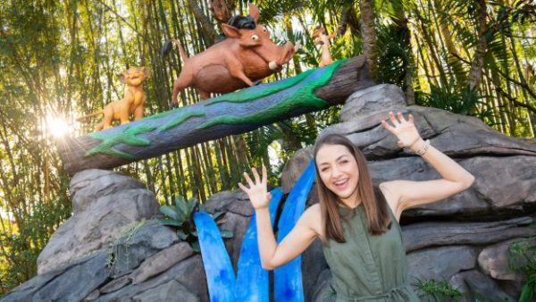 """""""The Lion King"""" Being Celebrated At Disney's Animal Kingdom"""