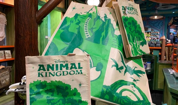 Reusable Bags Spotted At Animal Kingdom