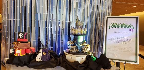Villaintine's Day Is Being Celebrated At Disney's Contemporary Resort