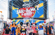 Disney Cruise Line's New Sail-A-Wave Party