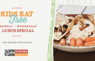 Kids Eat Free for Lunch at Frontera Cocina