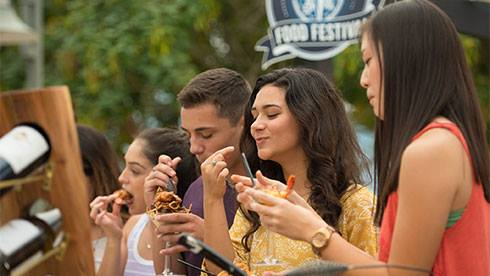 Catch the Seven Seas Food Festival at SeaWorld Orlando