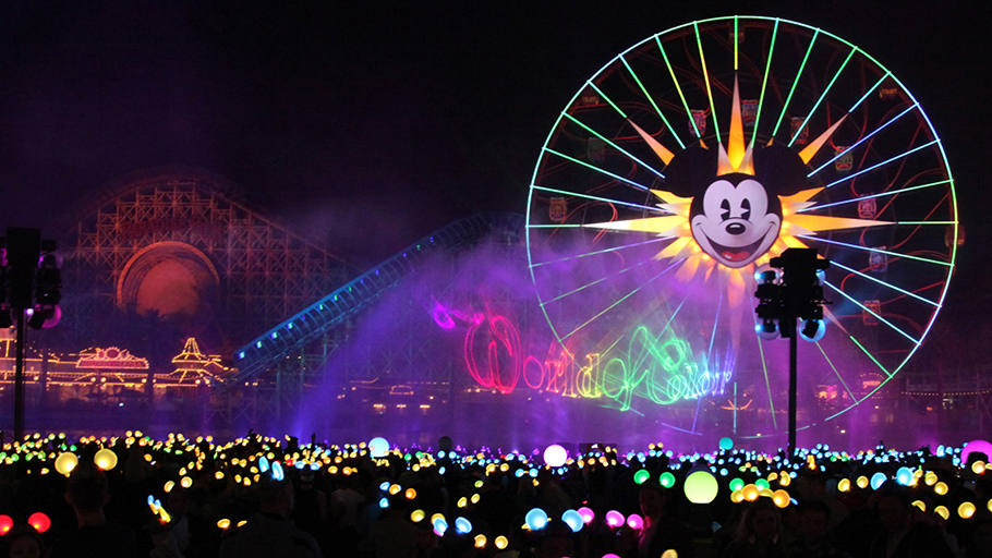 World of Color is Coming Back this Month at Disneyland
