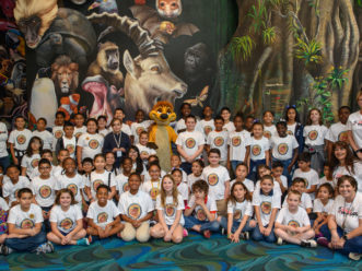 Disney's Wild About Safety Program Celebrates 15th Anniversary At Animal Kingdom