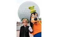 Carol Burnett Visits Walt Disney World