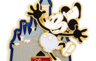Mickey Mouse Steamboat Willie Pin Exclusively For Disney Visa Card Members