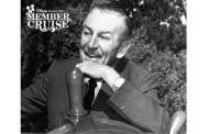 Spring Disney Vacation Club Member Cruise Celebrates Walt Disney