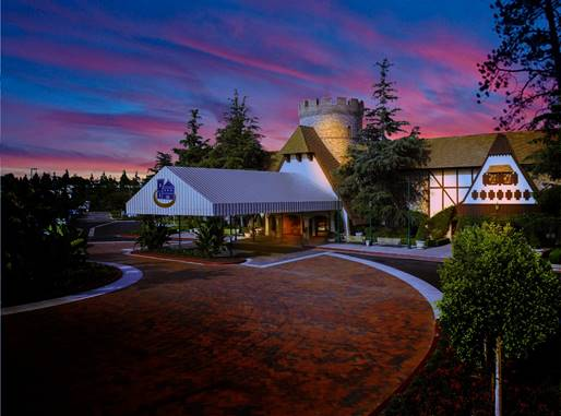 Anaheim Majestic Garden Hotel Offers Galaxy Giveaway.