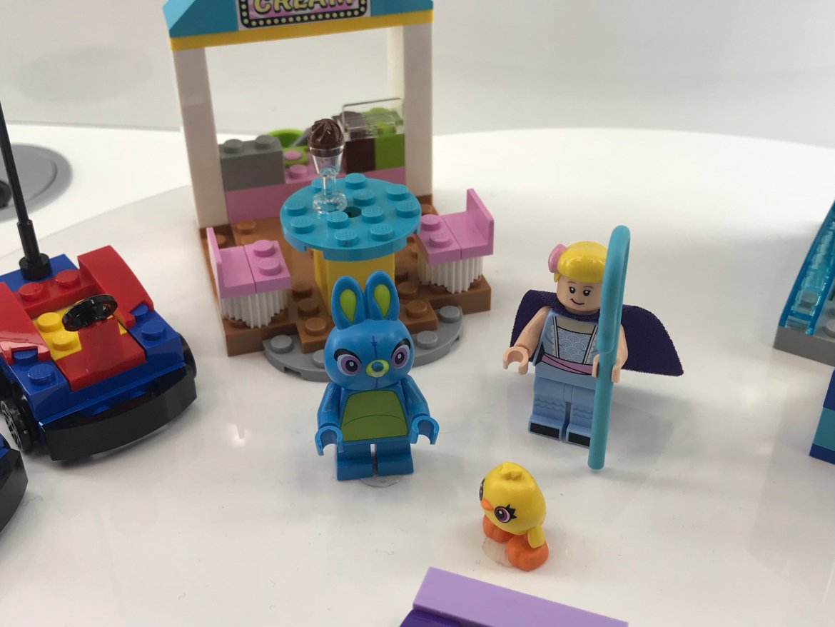 Coming Soon, Toy Story 4 Lego Sets!