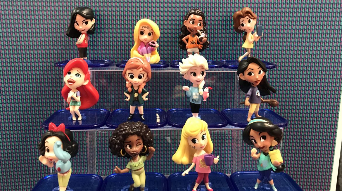Ralph Breaks the Internet Princesses and More Coming from Bandai