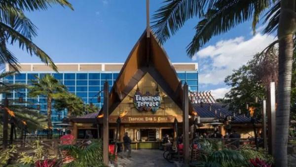 Tangaroa Terrace Reopens at Disneyland Hotel with New Items!