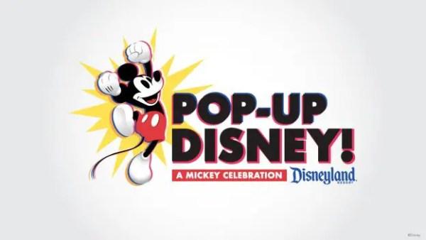 Celebrate Mickey Pop-Up
