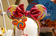 Sweet New Lollipop Minnie Ears Heading To Disney Parks Soon
