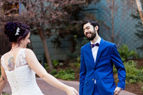 Disney Fairy Tale Weddings' Favourite Groom Reactions 1