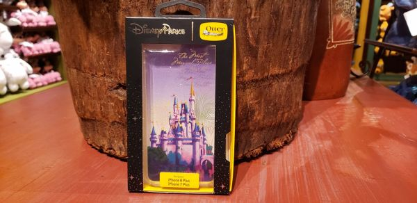 Enchanting New Cinderella Castle Phone Case From OtterBox 1