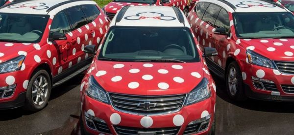Minnie Van Service Hours Extended for MCO Transfers