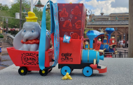 Dumbo Train Popcorn Bucket And Sipper Now At Walt Disney World
