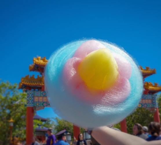 Chinese Cotton Candy