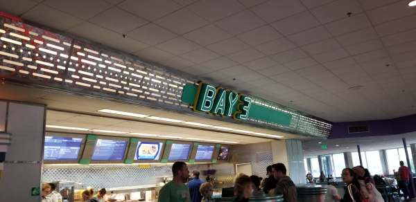 Construction on Bay 3 at Cosmic Ray's is Completed