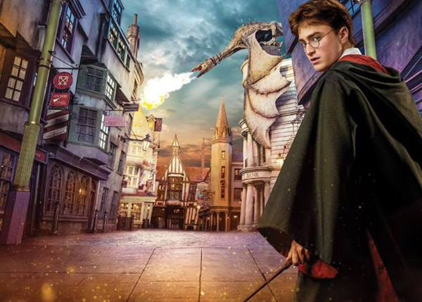 Wizarding World of Harry Potter – Vacation Package 1