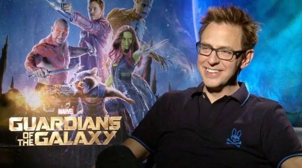 Disney Brings James Gunn Back for Guardians of The Galaxy 3