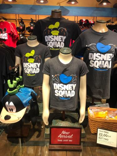 These Disney Squad Tees Will Have The Whole Party Matching In Style 2