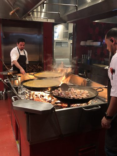 Grand Opening of Jaleo by José Andrés at Disney Springs 7