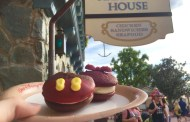 Mickey and Minnie Mouse Whoopie Pies at Columbia Harbour House!