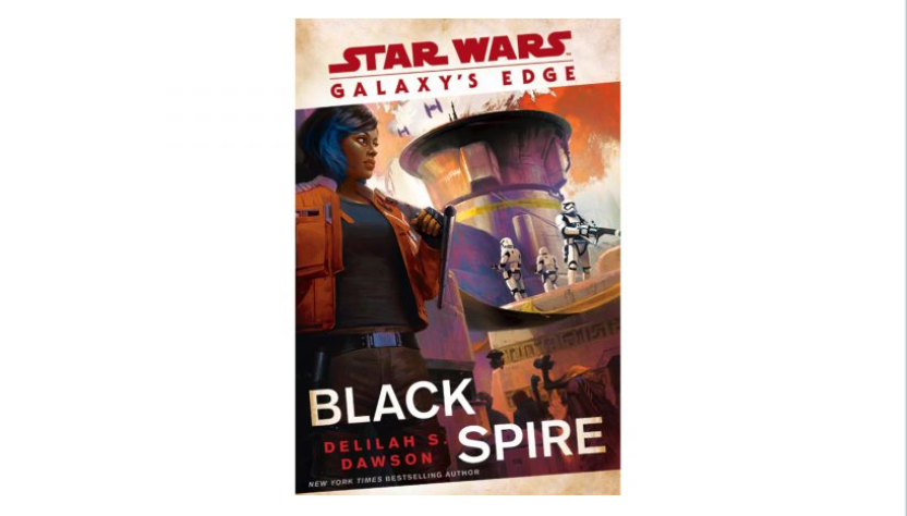 A Look At The Cover Art For the New Galaxy's Edge Book