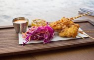 Celebrate Food-On-A-Stick-Day With A Rooftop Party At Paddlefish