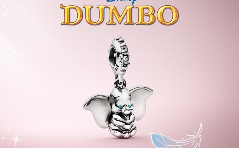 The Dumbo Pandora Collection Is Absolutely Darling