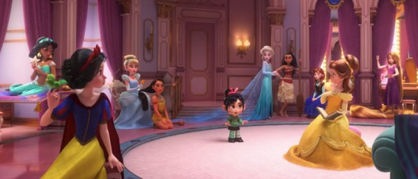 Ralph Breaks The Internet Directors Comment on Disney Princess Spin-Off