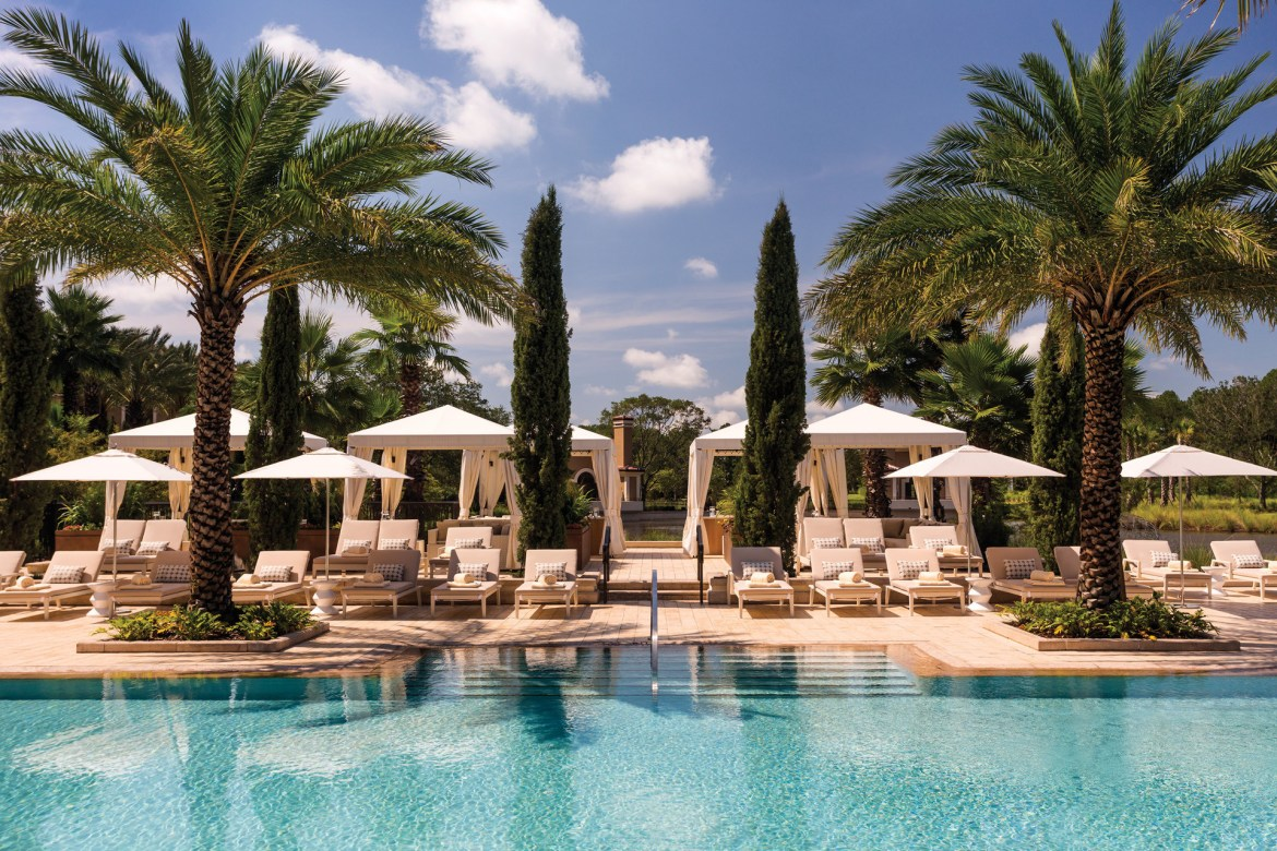 Explore The Four Seasons Resort Orlando Gift Card Package.