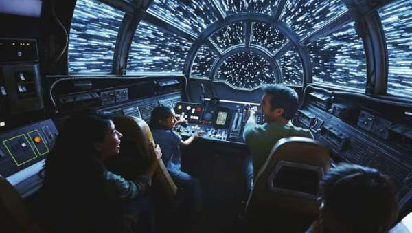 Height Requirements for Star Wars: Galaxy's Edge Attractions