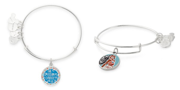 Follow The Call Of The Sea With The New Moana Bangle From Alex and Ani 2