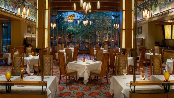 Two Prestigious Disney Restaurants Awarded AAA Diamond and Forbes Travel Awards