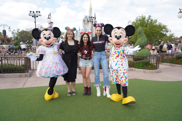 Pretty Little Liars: The Perfectionists' Stars Celebrate the Premiere at Walt Disney World