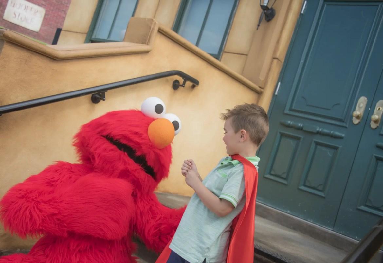 Sesame Street At SeaWorld Orlando Officially Open
