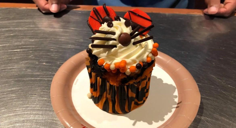Tiger Cupcake At Restaurantosaurus